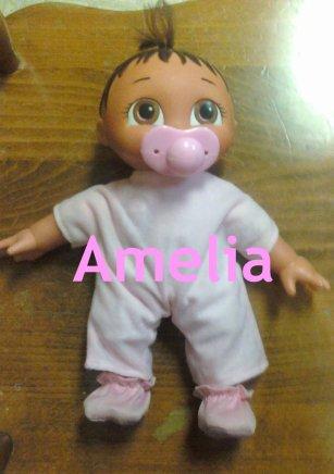 Amelia Doll Handmade Outfit