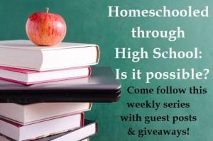 homeschooled through highschool