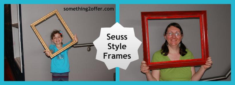 Seuss Picture Frames