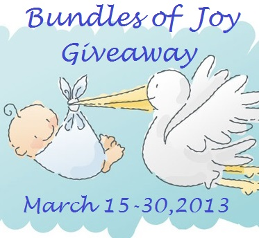 Bundles of Joy Giveaway