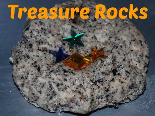 treasure rock