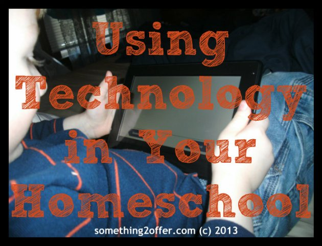 homeschooling with technology