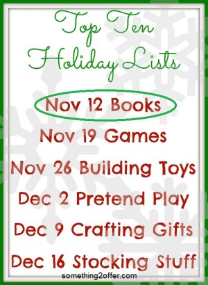 top ten holiday lists dates books