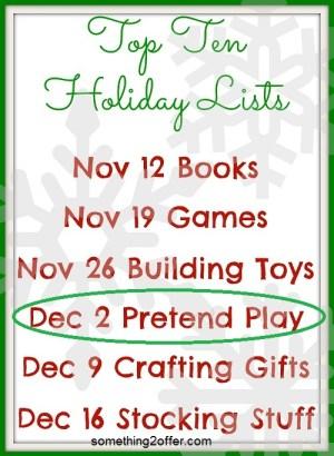 top ten holiday lists dates pretend
