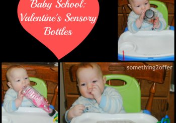 baby school valentines
