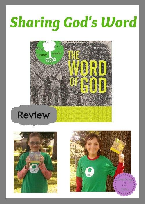 Seeds Family Worship latest album The Word of God