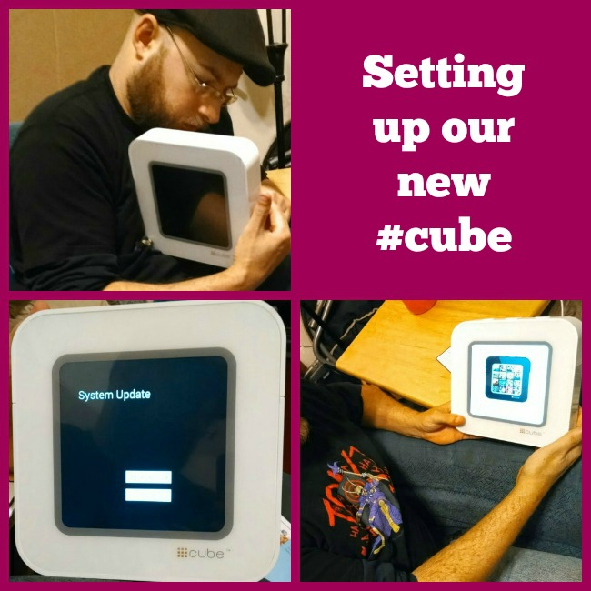 Cube to Collage