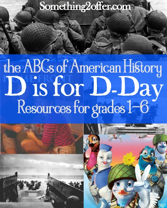 D is for D-Day