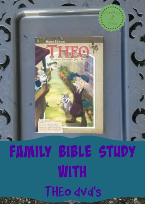 Family Bible Study with THEO dvd
