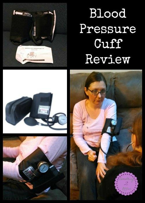 Blood Pressure cuff review