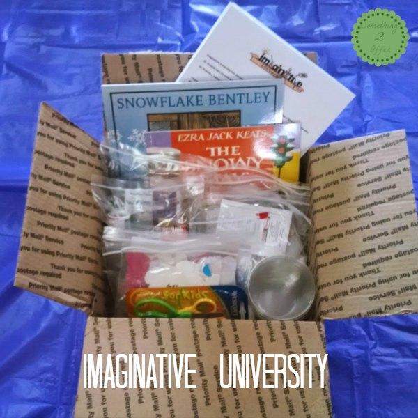Imaginative University Box