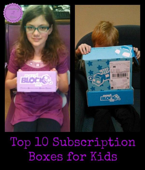top 10 kids subscription boxes
