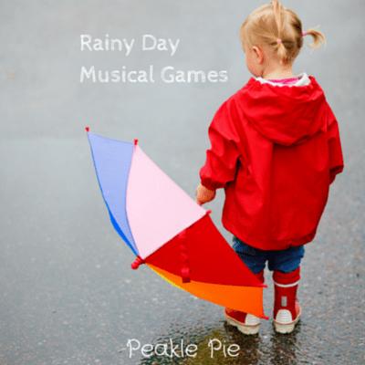 Musical Games AZ RDA