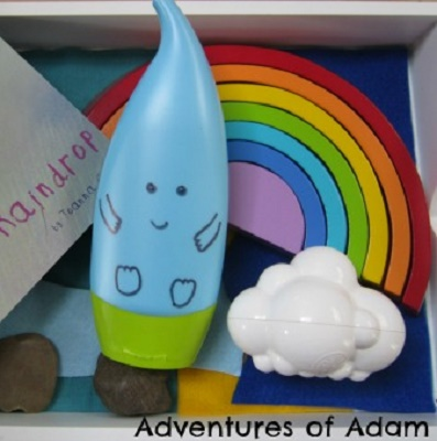 Raindrop Preview from Adventures of Adam