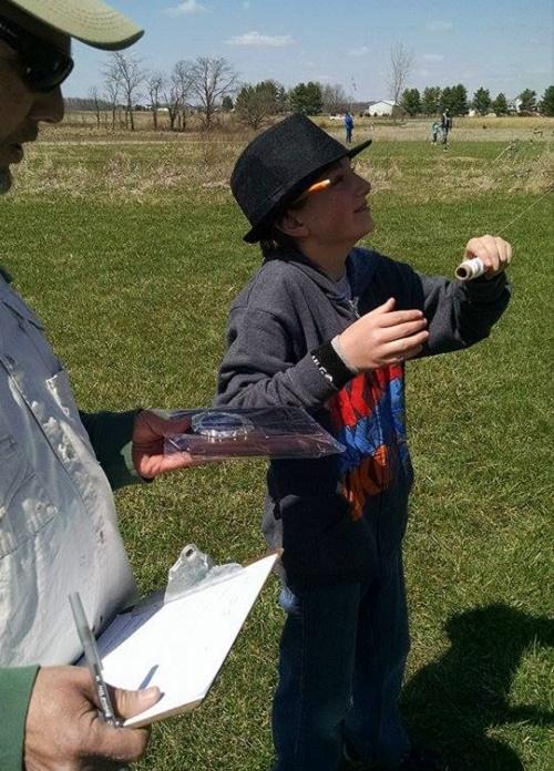 kite flying plaque