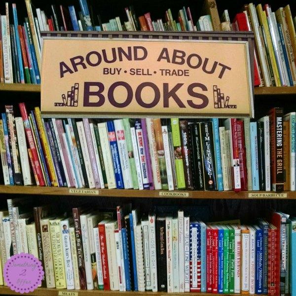 Around About Books square