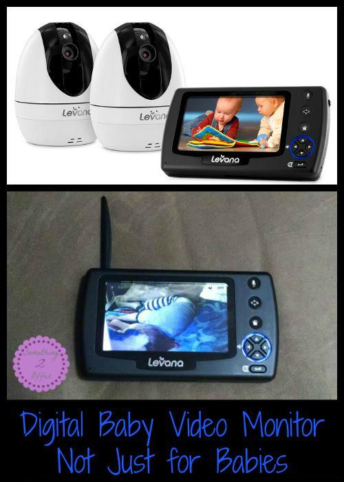Levana Video Monitor
