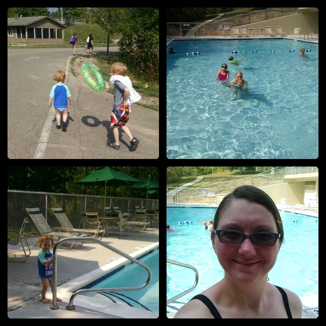 Punderson Manor pool