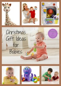 Christmas Presents for Birth to 6 Months
