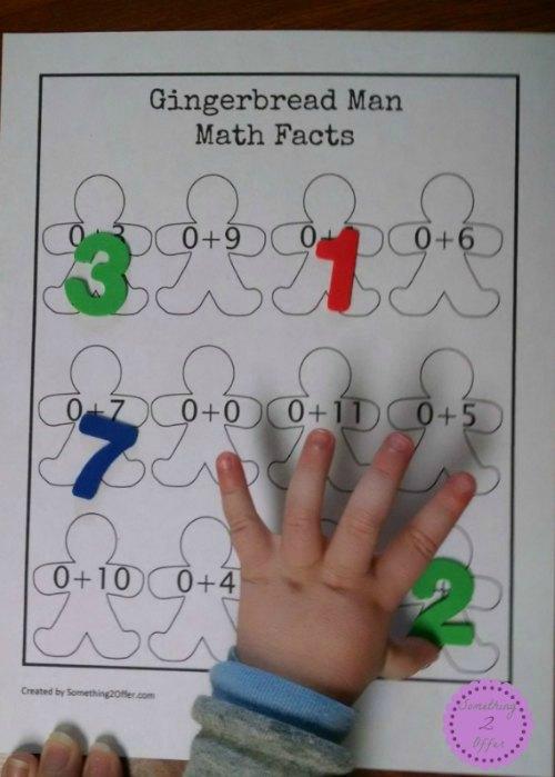 ginger math hands