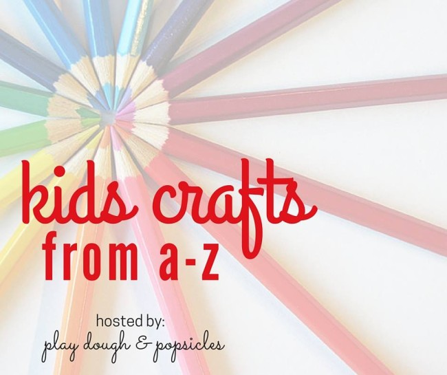 kids crafts a to z