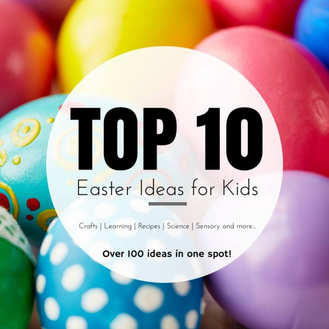 top 10 Easter