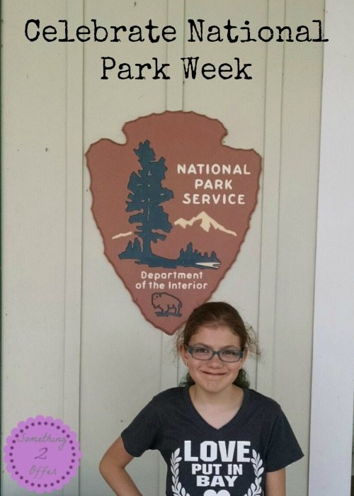 Celebrate National Park Week
