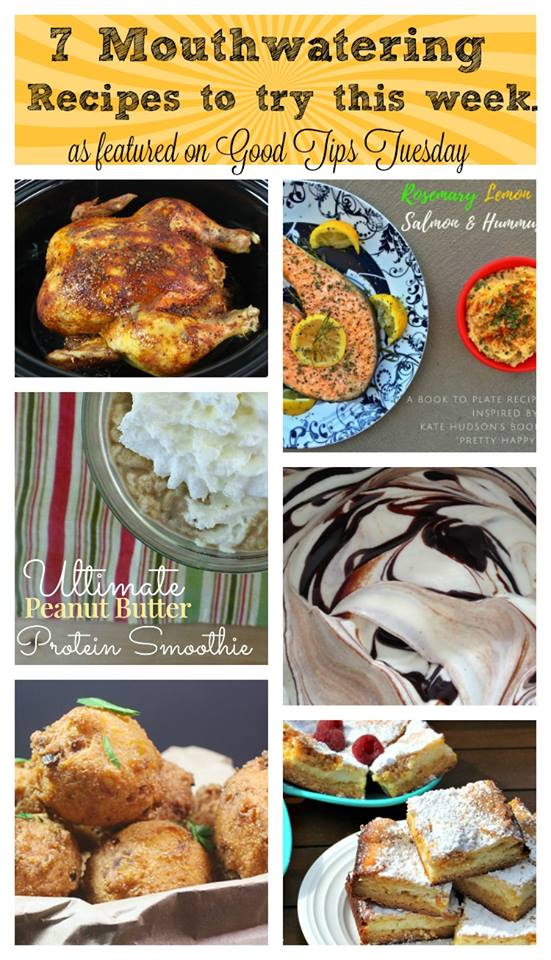 mouthwatering recipes