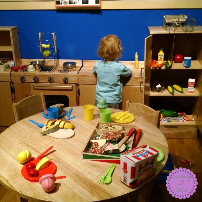 Sloan Wisners Preschool play area
