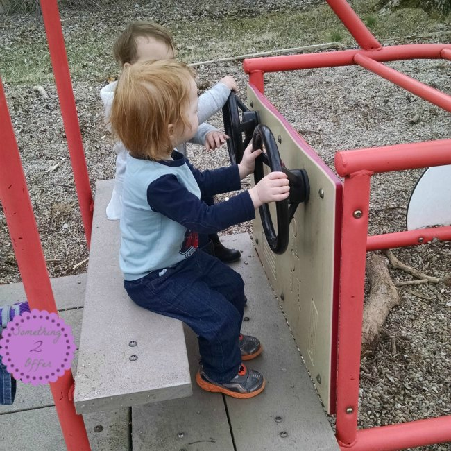 playground driving car Outdoor Activities