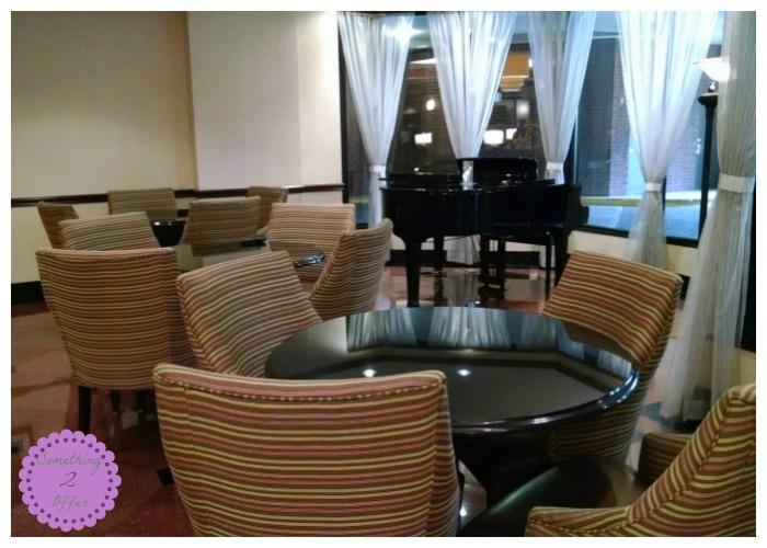 Drury Inn Lobby Piano
