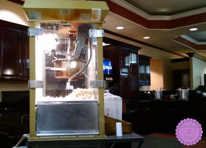Drury Inn Popcorn