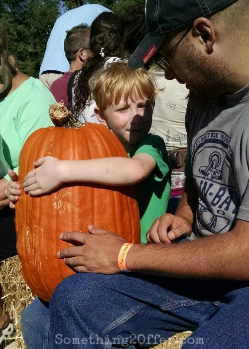 Big Red Huge Pumpkin