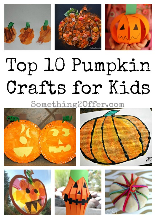 Top 10 Pumpkin Crafts