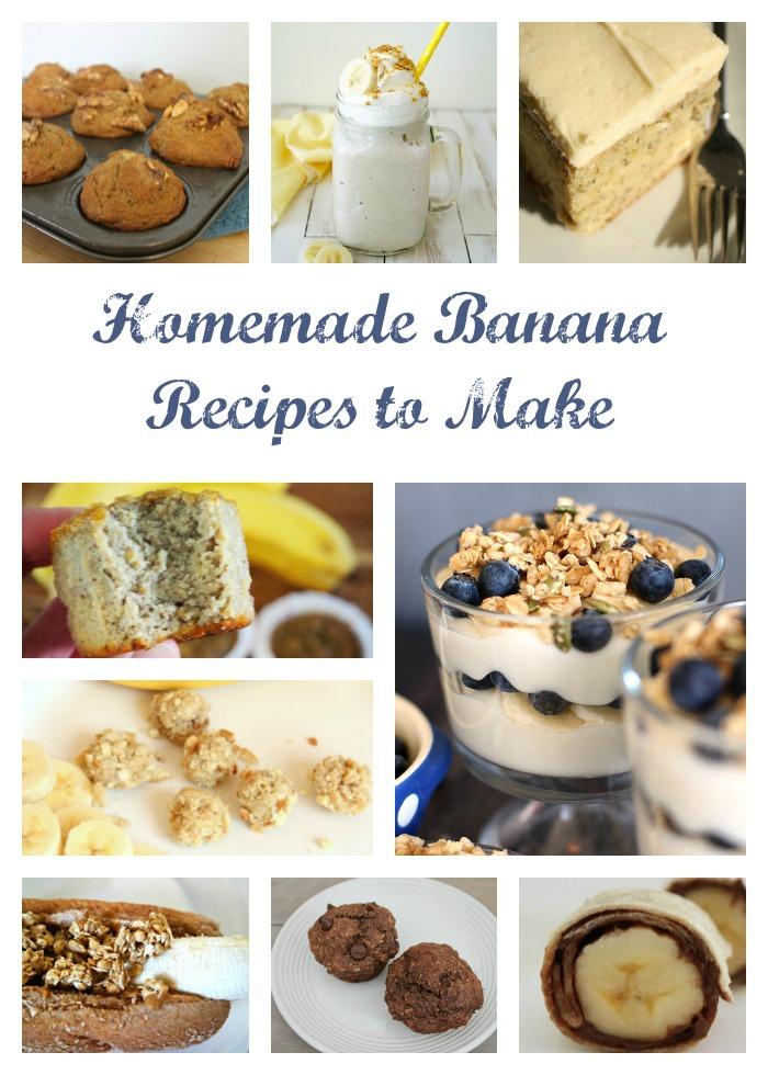 homemade-banana-recipes-to-make