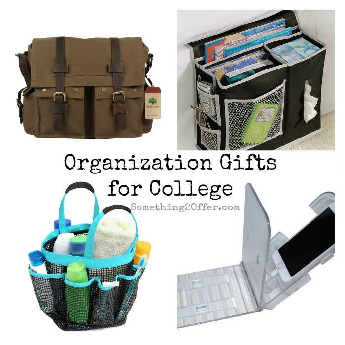 organizational items for college students