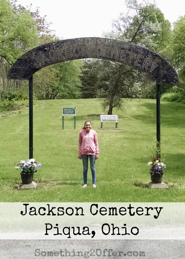 Jackson Cemetery Piqua, Ohio