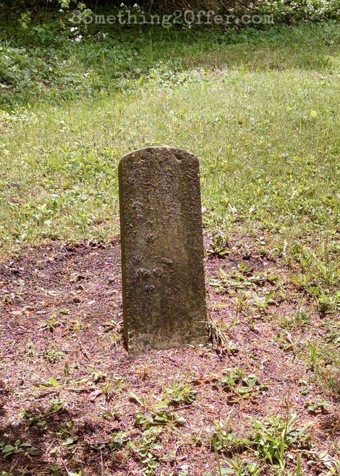 Taller Tombstone Jackson Cemetery