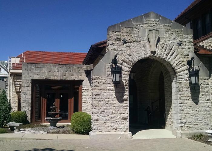 Troy-Hayner Cultural Center Art Classroom entrance