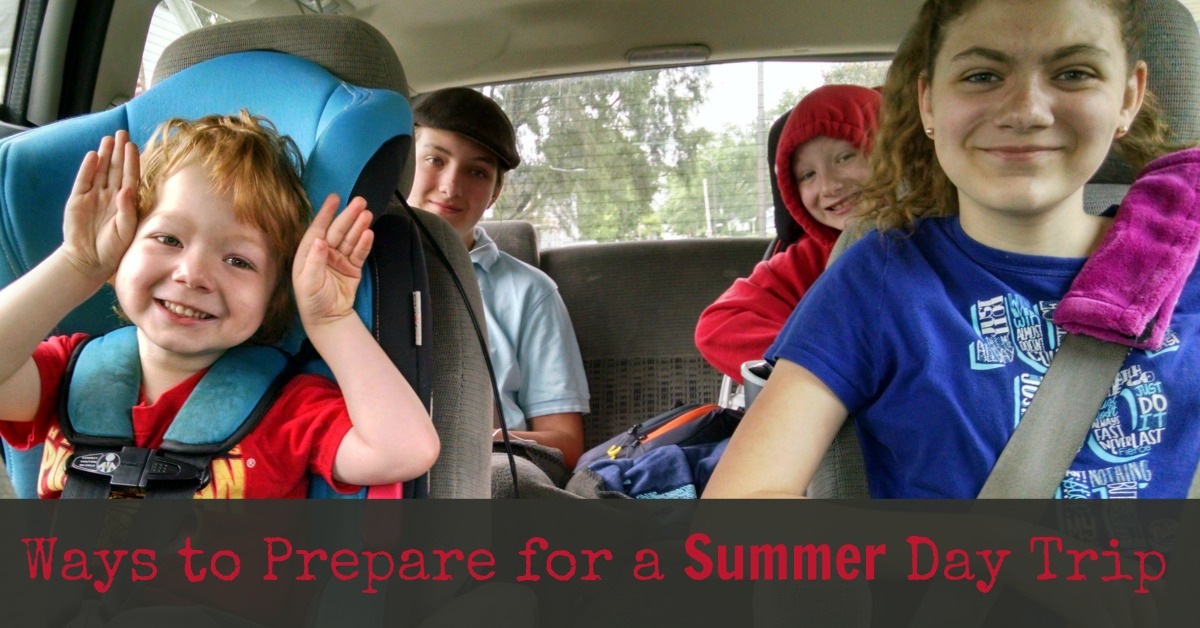 Ways to Prepare for a Summer Day Trip