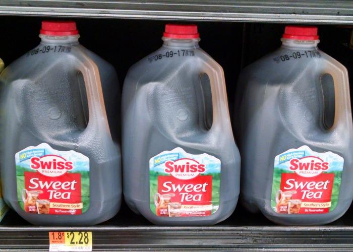 Swiss Premium Sweet Tea at Walmart