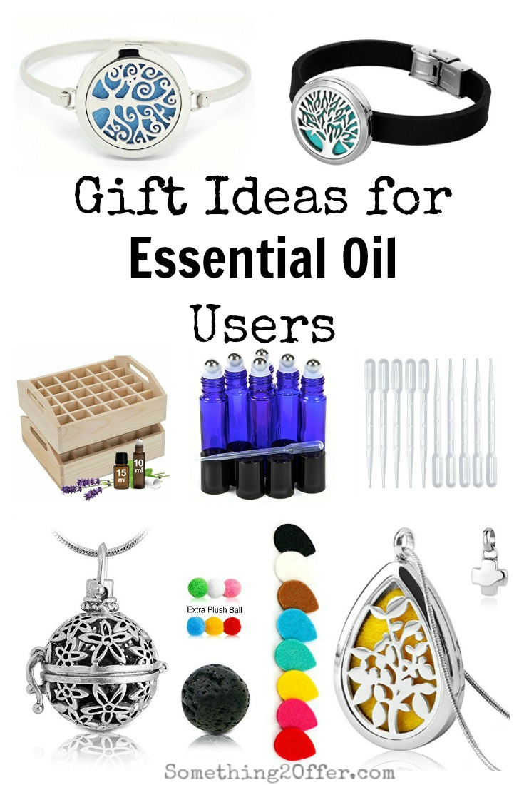 Gift Ideas for Essential Oil Users