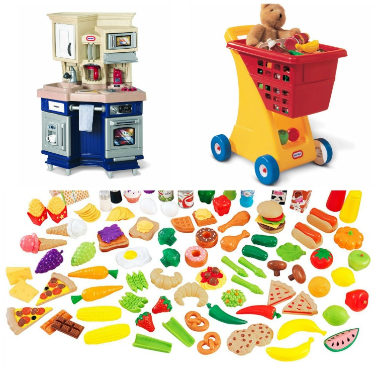 Preschool Kitchen items