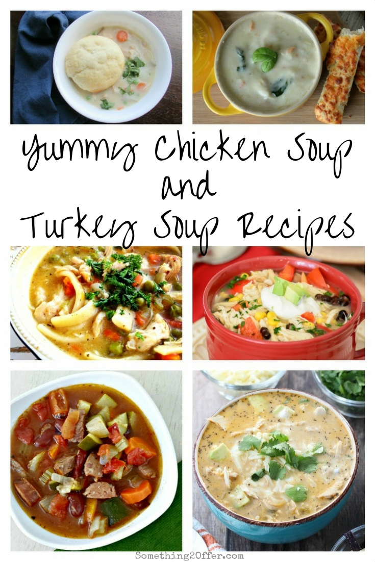 chicken and turkey soup