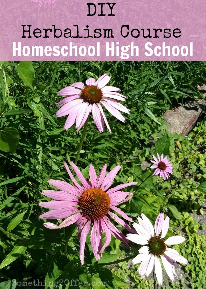 Homeschool High School Herbalism