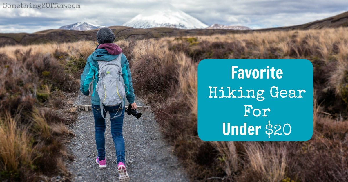 favorite hiking gear