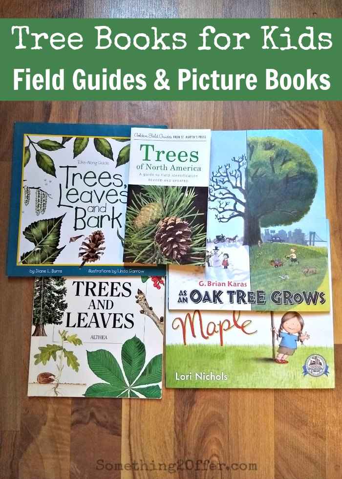 Tree books for Kids