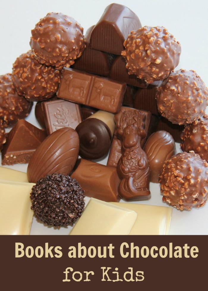 kids books about chocolate