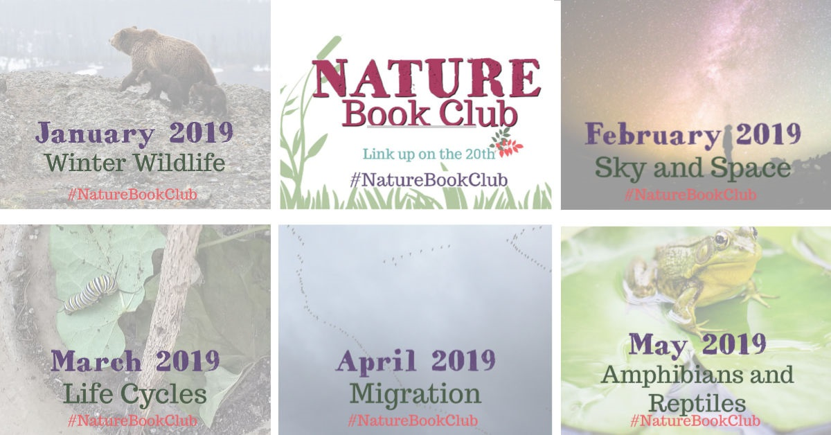 Nature Book Club 2019 FB 5 month
