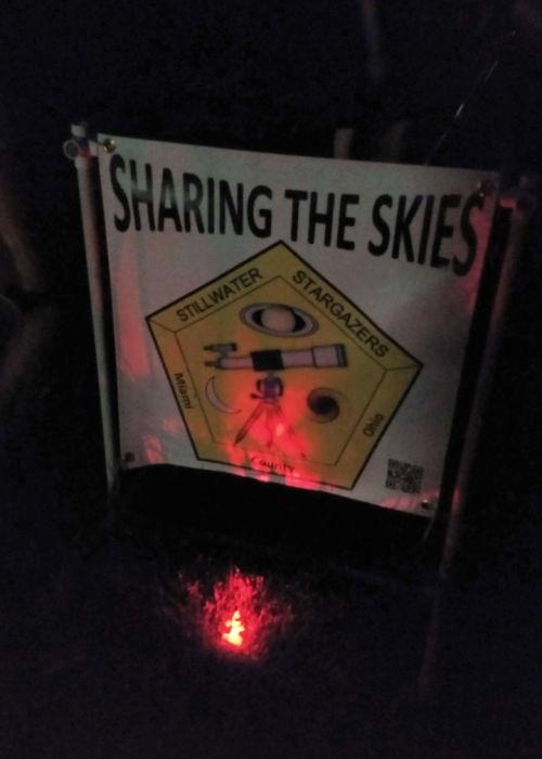 Stillwater Stargazers Sharing the Skies